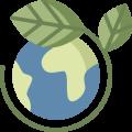 Ein Icon für Nachhaltigkeit
