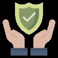 Ein Icon für Sicherheit